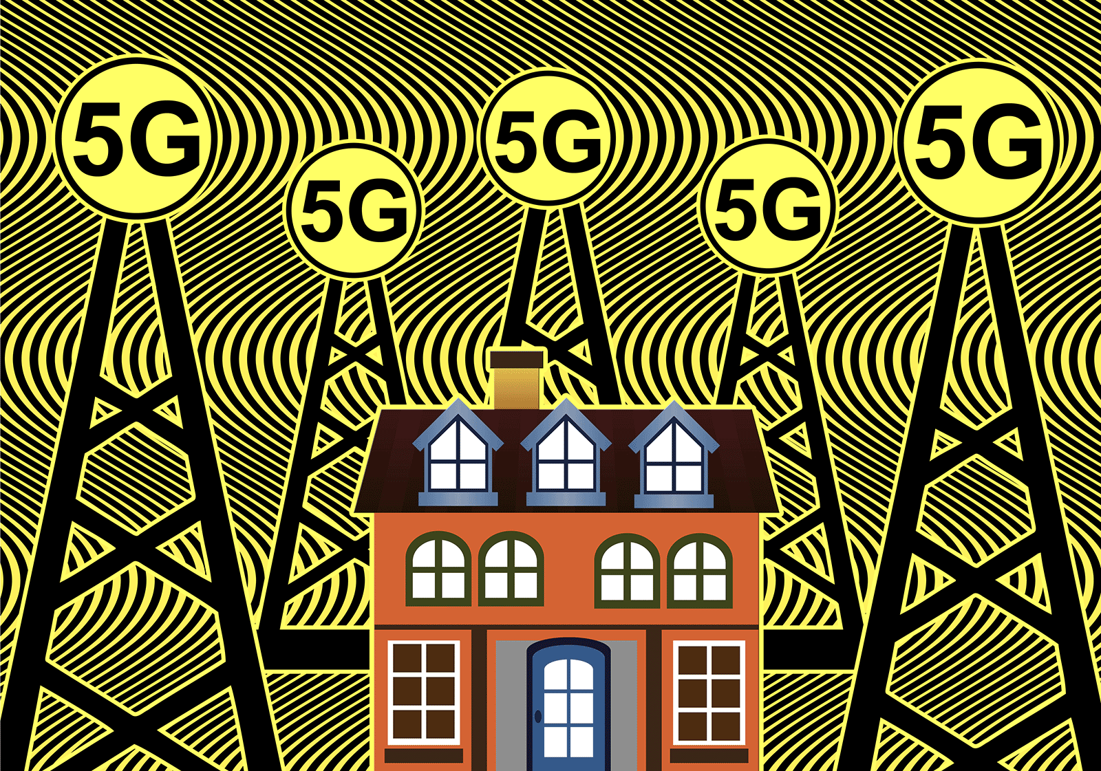 5G Radiation Home Inspection – Testing Service